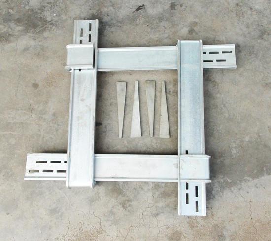 Adjustable Column Clamp