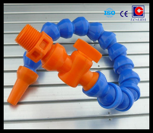 Adjustable Plastic Coolant Hose With Switch