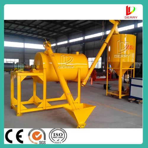 Advanced Professional Dry Mortar Mixer Machine