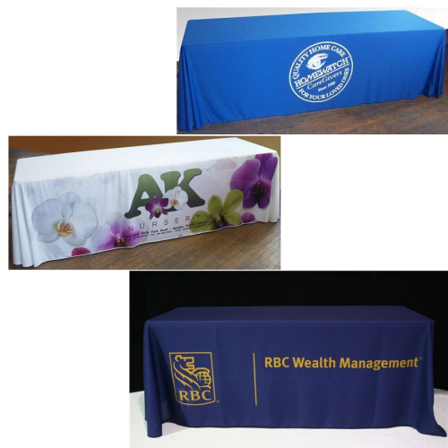 Advertising Table Cloth Cover