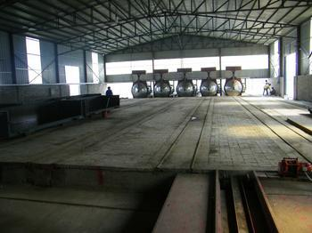 Aerated Concrete Block Machinery