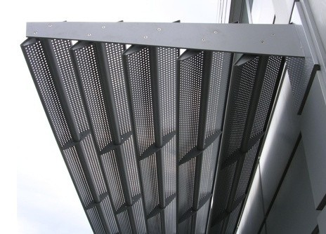 Aerowing Sun Louvers