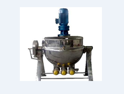 Agitation And Tilting Jacketed Kettle