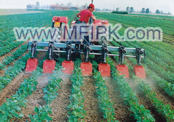 Agriculture Inter Row Cultivator