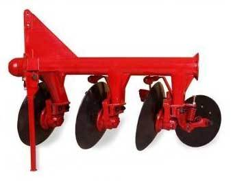 Agriculture Mounted Disc Plough