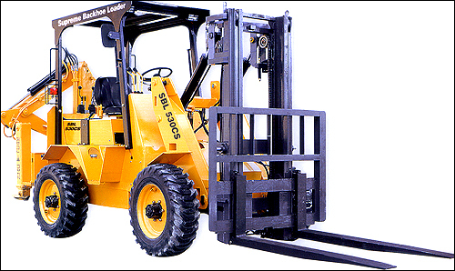Agriculture Tractor Forklifter