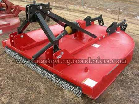 Agriculture Tractor Slasher