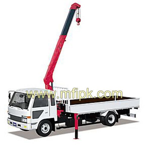 Agriculture Truck Mounted Crane