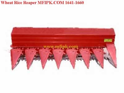 Agriculture Wheat Rice Reaper