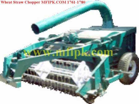 Agriculture Wheat Straw Chopper