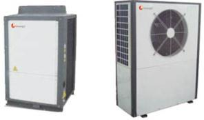 Air Cooled Mini Chiller Closed Noise Head