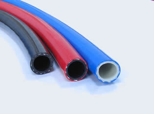 Air Hose For Compressor And Tools In Rubber Pvc Nylon