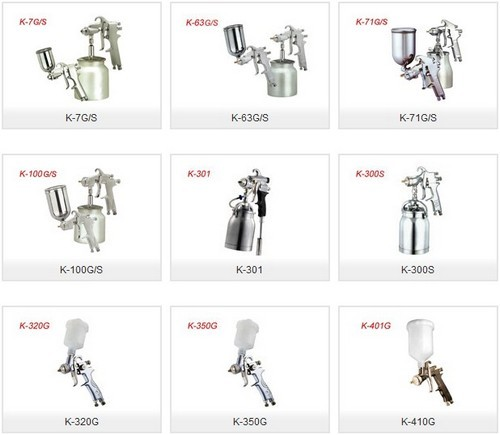 Air Spray Guns King Spark