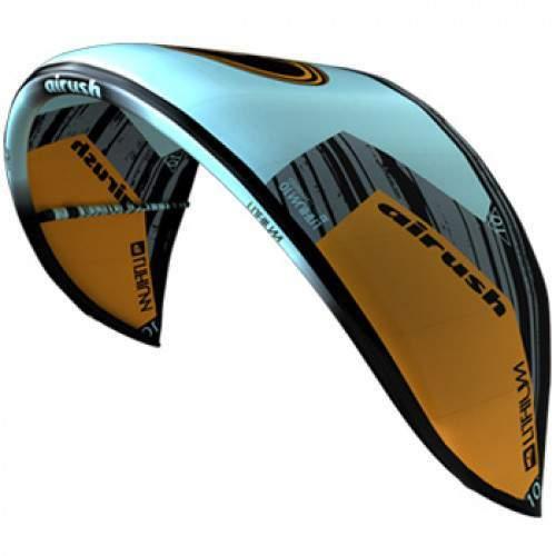 Airush Lithium Kitesurfing Kite 2012 Complete