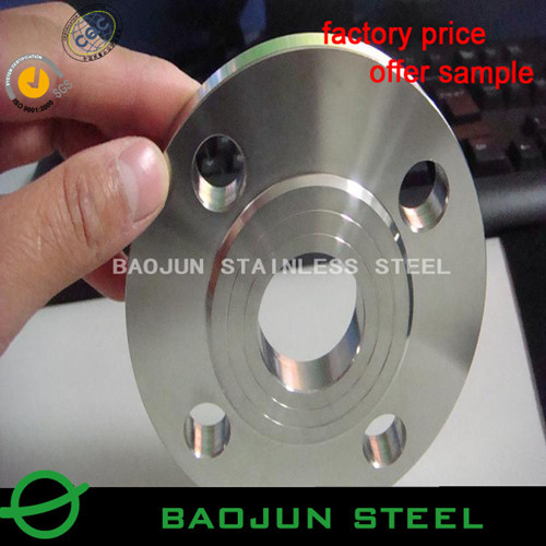 Aisi304 A2 Stainless Steel Flange