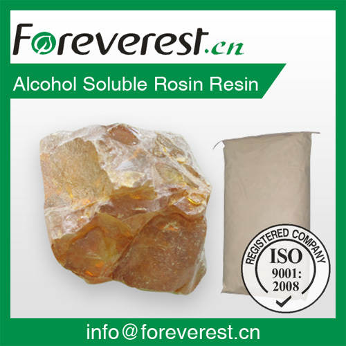 Alcohol Soluble Rosin Resin Foreverest