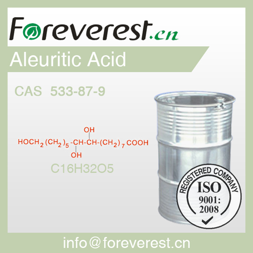 Aleuritic Acid Cas 533 87 9 Foreverest