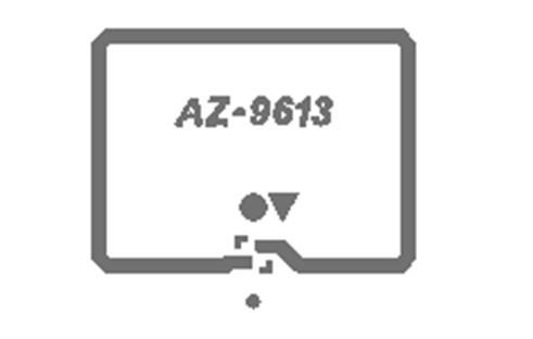 Alien H3 Rfid Dry Inlay