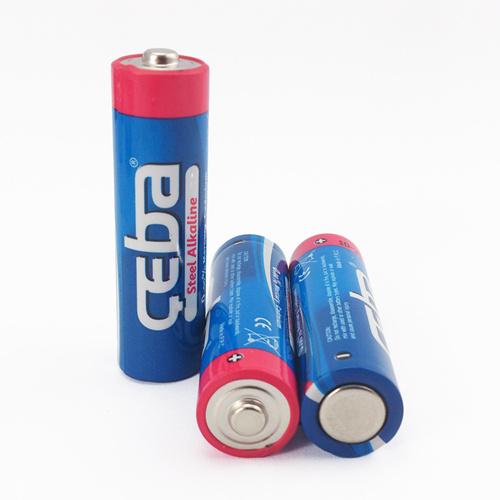 Alkaline Aa 1 5v Lr6 Battery