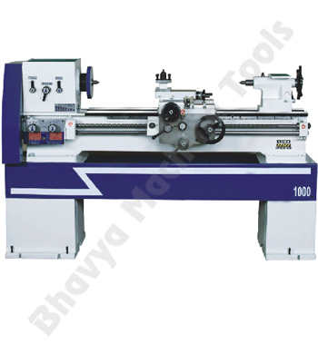 All Geared Lathe Machine