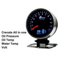 All In One Gauge Oil Pressure