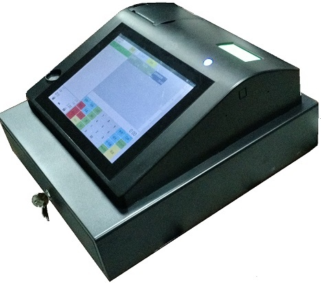 All In One Touch Screen Cash Register Ts97