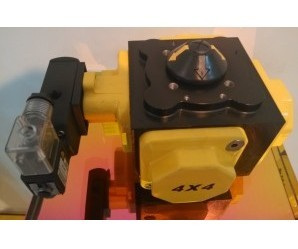 All Torque 4x4 Pneumatic Actuator X75