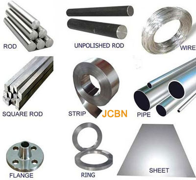 Alloy Inconel Incoloy Monel Hastelloy Stainless Steel Nickel