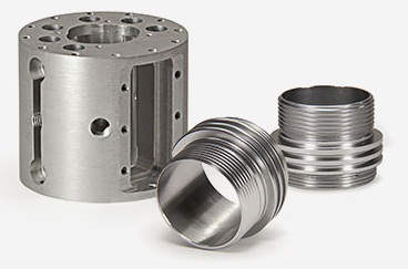 Alloy Steel 4 Axis Cnc Milling Parts Components With Iso Sgs Certificated