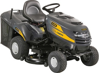 Alpina One 102yh Rear Discharge Lawn Tractor Hydrostatic Drive