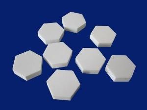 Alumina Hexagonal Tile