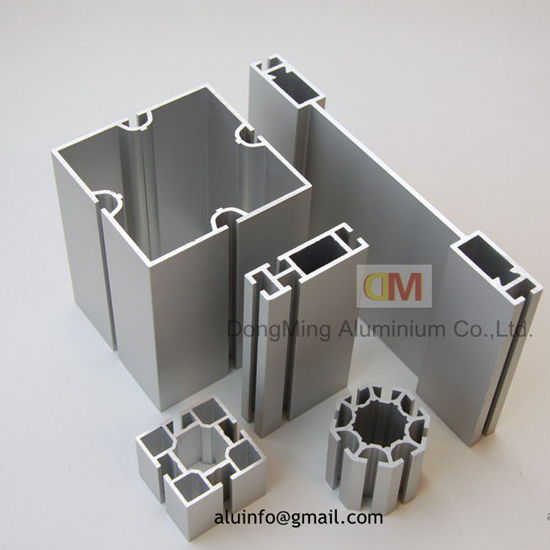 Aluminium Alloy Extrusion