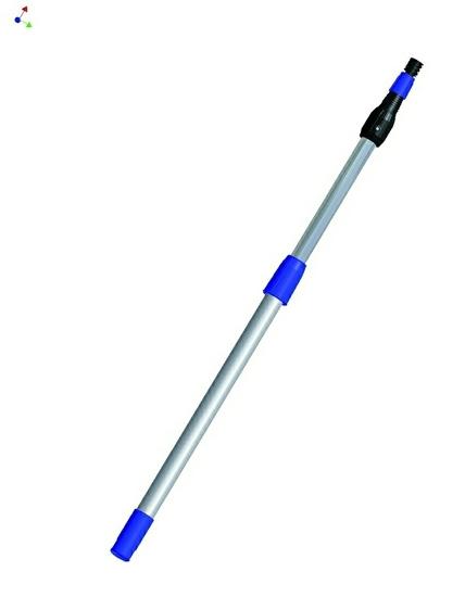 Aluminium Extension Pole Rod Expandable Thread