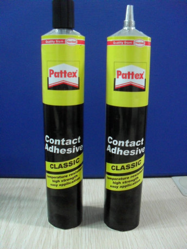 Aluminum Adhesive Glue Tube Packaging