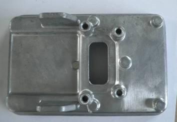 Aluminum Alloy Die Casting Prototype Cover