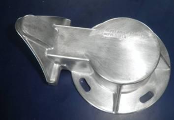 Aluminum Alloy Die Casting Prototype Top Cover