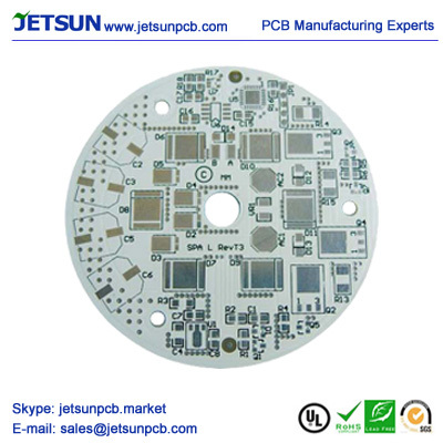 Aluminum Based Printed Circuit Board Pcb Used For Led Light