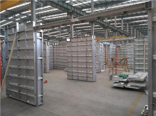 Aluminum Concrete Shuttering
