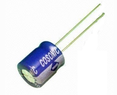 Aluminum Electrolytic Capacitor Type Rm