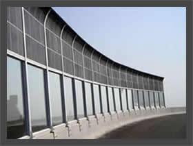 Aluminum Foam Sound Proof Panels Modular Fence