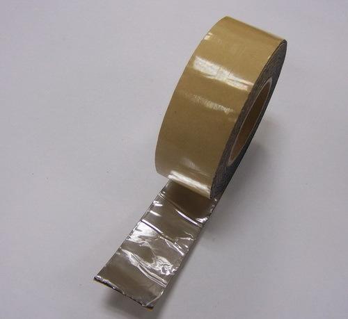 Aluminum Foil Butyl Single Waterproof Adhesive Tape