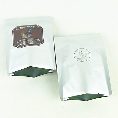 Aluminum Foil Side Gusset Bags For Tea