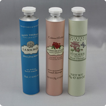 Aluminum Hand Cream Tube Packaging