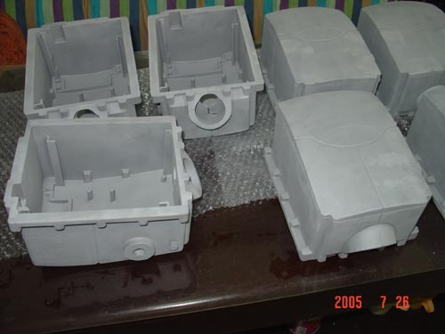 Aluminum Investment Casting Parts
