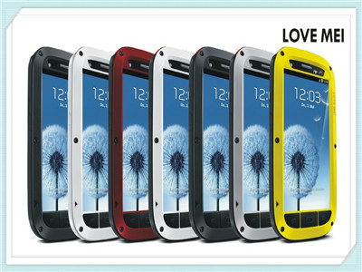 Aluminum Metal Frame Bumper Case For Samsung Galaxy S3 9300