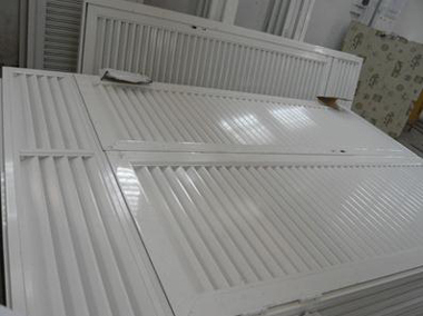 Aluminum Shutter Door