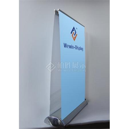 Aluminum Tabletop Roll Up Banner