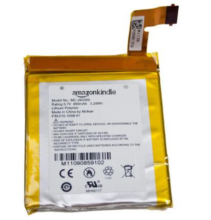 Amazon Kindle 4 Battery 515 1058 01