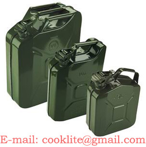 American Style Military Jerry Can Nato Metal Fuel