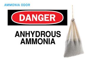 Ammosorb Eco Ammonia Remover Granules 50 Lb